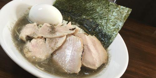 絶品の煮干ラーメンが食べられる 中華蕎麦  山崎〜栃木県小山市