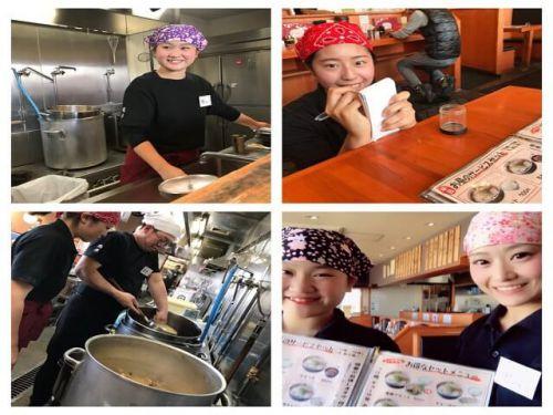 まだ見ぬ沢山の出会い、毎日たのしく成長していく日本一幸せなラーメン屋!!