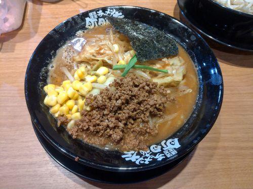 町田 味噌 ラーメン
