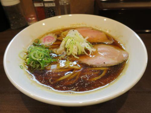 ラーメン モリゾー「王道醤油」