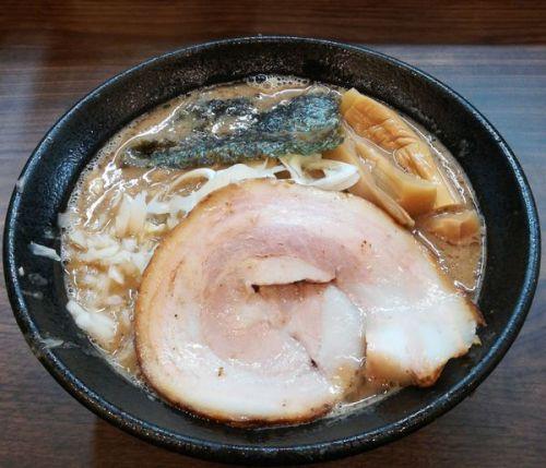 [66点] ラーメン800円@麺処 となみ