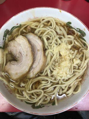 [90点] 小ラーメン@ラーメン二郎 湘南藤沢店