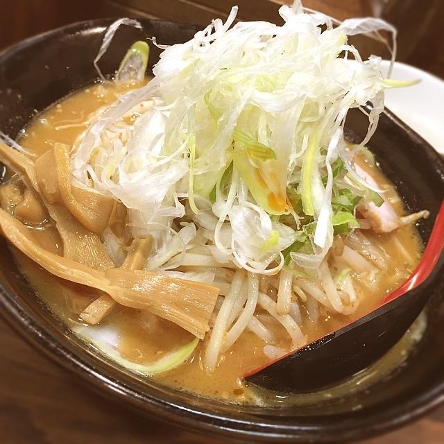 「ファンモン麺(並)」750円@ラーメンのデパート宮城